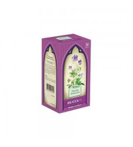 Bratek (fiołek trójbarwny), zioła do zaparzania, 2 g, 30 saszetek