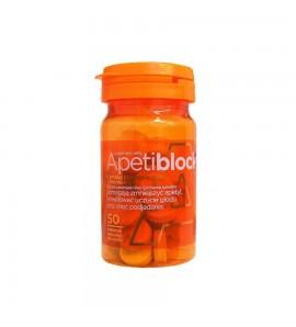 APETIBLOCK o smaku pomarańczowo-limonkowym 50 tabletek