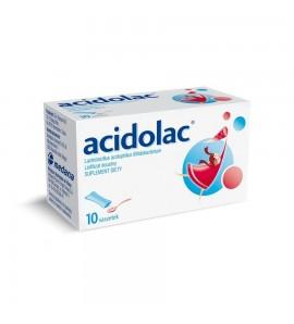 Acidolac liof.doustny 3 g 10 sasz.