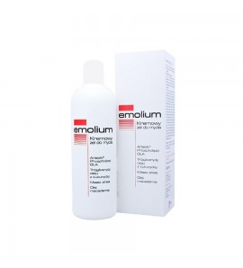 EMOLIUM Krem-żel do mycia 400 ml