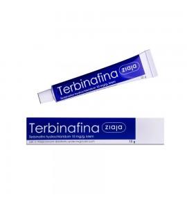 Terbinafina Ziaja, 1%,  krem, 15 g