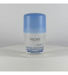 VICHY antyperpirant mineralny,48h, roll-on, 50 ml