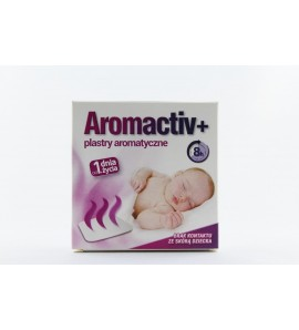 Aromactiv, plastry, 5 sztuk