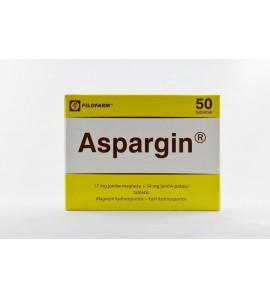 Aspargin, tabletki, 50 szt.