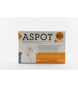 ASPOT, tabletki,  60 szt.