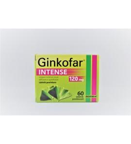 Ginkofar Intense 120 mg  60 tabletek