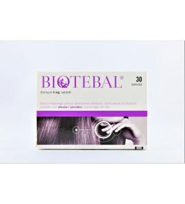 Biotebal 5 mg 30 tabletek