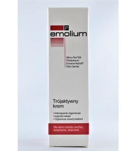 Emolium P, krem trójaktywny, 50 ml