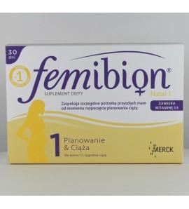 Femibion Natal 1 30 tabletek