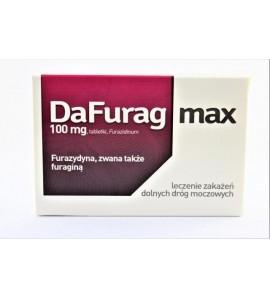 Dafurag max tabl. 0,1 g 30 tabl.