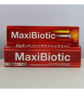 Maxibiotic maść, 5 g