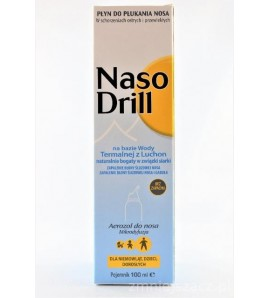Nasodrill spray do nosa, 100 ml