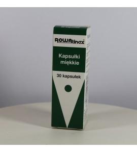 Rowatinex, kapsułki, 30 szt.