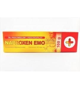 Naproxen Emo żel 10%, 100 g