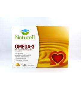 Omega-3, kapsułki, 120 szt.