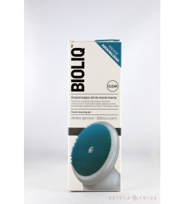 Bioliq Clean, żel do mycia twarzy, 125 ml