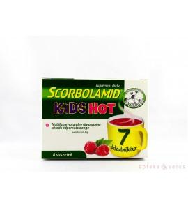 Scorbolamid KIDS Hot 3 g 8 sasz.
