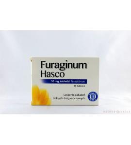 Furaginum Hasco tabl. 0,05 g 30 tabl.