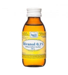 Rivanol 0,1% płyn 100g PROLAB