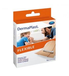 Plast.DERMAPLAST Flexible 8cmx1m 1szt.