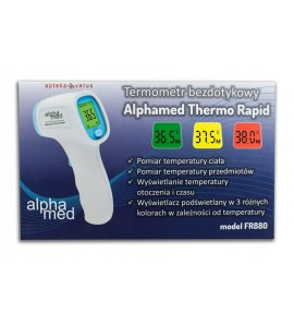 Termometr Alphamed Thermo Rapid model FR880