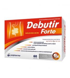 Debutir Forte, kapsułki twarde, 60 szt.
