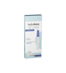 HelloBaby test ciążowy - strumieniowy 1 sztuka