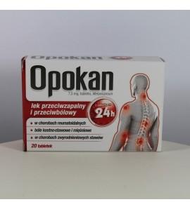 Opokan, 7,5 mg, tabletki, 20 szt.