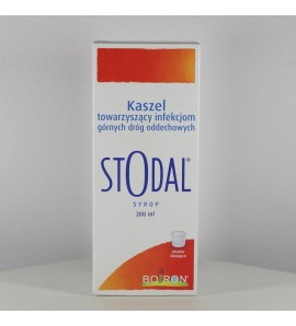Stodal, syrop, 200 ml