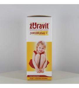Żuravit Junior plus, płyn, 100 ml