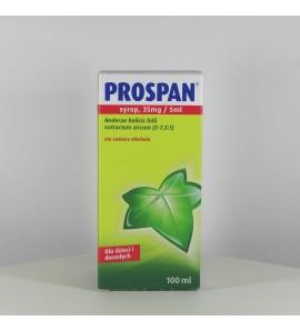 Prospan, syrop (35 mg/5ml), 100 ml