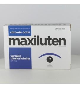 Maxiluten tabletki, 30 szt.