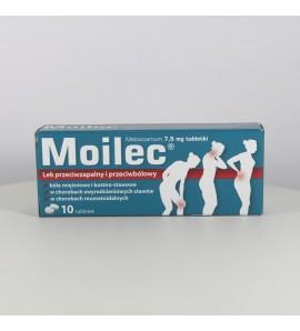 Moilec tabletki 7,5 mg 10 tabl.