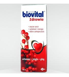 Biovital płyn doustny 1 litr
