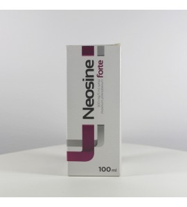 Neosine Forte syrop (0,5 g/5ml), 100 ml