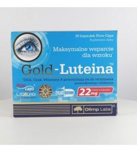 Olimp Gold Luteina, kapsułki,  30 szt.