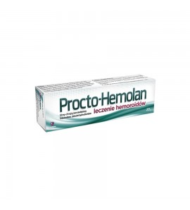 Procto-Hemolan, krem doodbytniczy, 20 g